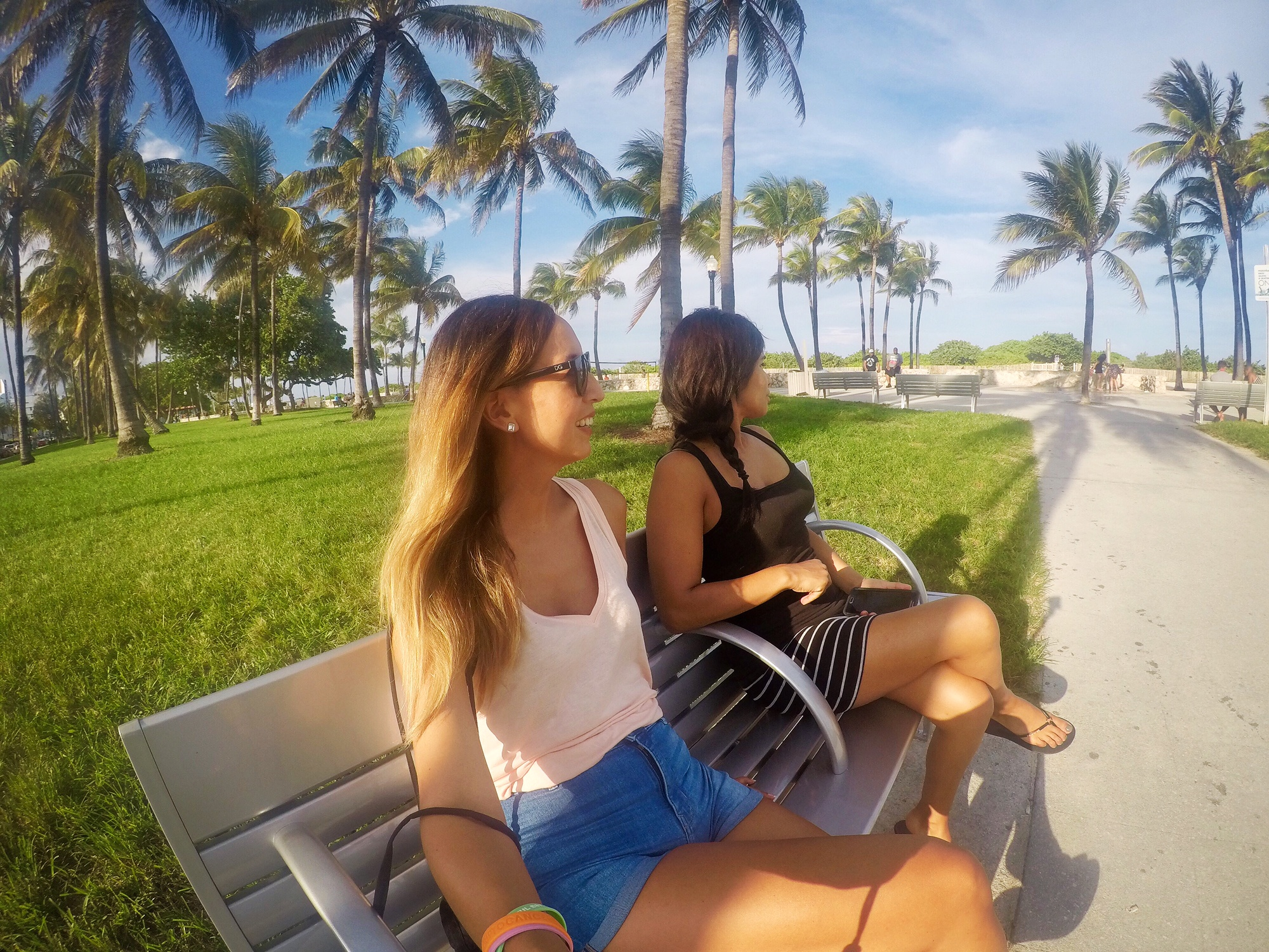 Moesjes in Miami